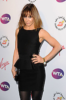 Tpt retro set found dead today <br /> <br /> Tara Palmer Tompkinson<br /> arriving for the 2012 WTA Pre-Wimbledon Party at the Roof Gardens in Kensington, London.<br /> <br /> ©Ash Knotek  D2464 21/06/2012