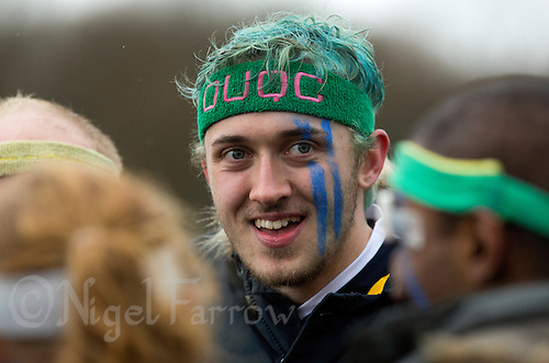 08 MAR 2015 - NOTTINGHAM, GBR - Radcliffe Chimeras' captain Luke Twist holds a team talk ahead of their 2015 British Quidditch Cup quarter final match against Nottingham Nightmares at Woollaton Hall and Deer Park in Nottingham, Great Britain  (PHOTO COPYRIGHT © 2015 NIGEL FARROW, ALL RIGHTS RESERVED)