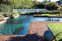 house's swimming pool