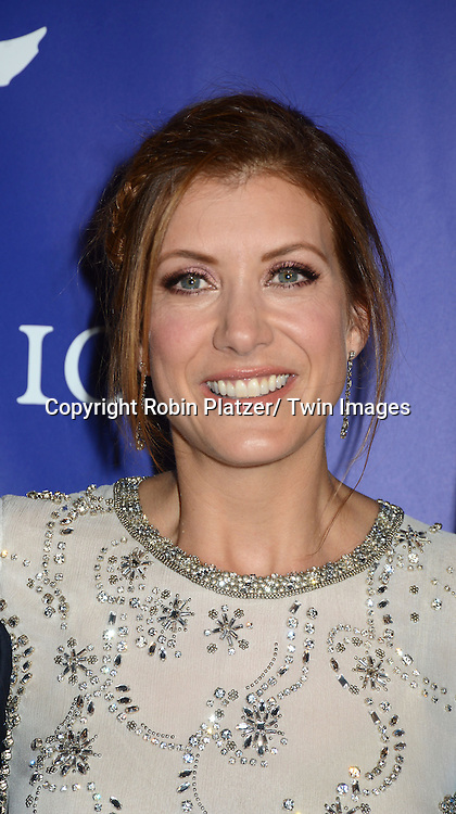 Kate Walsh attends the Inaugural Oceana Ball on April 8,2013 at Christie's in New York City.
