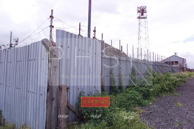 23/06/2000 Blackpool FC Bloomfield Road Ground..North west corner behind the Kop.....© Phill Heywood.