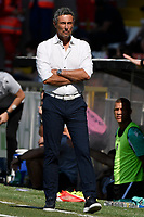Luca Gotti coach of Udinese Calcio looks on during the Serie A football match between Spezia Calcio and Udinese Calcio at Alberto Picco stadium in La Spezia (Italy), September 12th, 2021. Photo Andrea Staccioli / Insidefoto