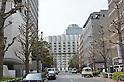 The Grand Prince Hotel Akasaka Demolition Work Continues