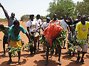 Stevenage FC Foundation - Gambia trip