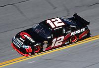 Feb 07, 2009; Daytona Beach, FL, USA; NASCAR Sprint Cup Series driver David Stremme during practice for the Daytona 500 at Daytona International Speedway. Mandatory Credit: Mark J. Rebilas-
