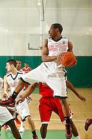 April 9, 2011 - Hampton, VA. USA; Antonio Hearn participates in the 2011 Elite Youth Basketball League at the Boo Williams Sports Complex. Photo/Andrew Shurtleff