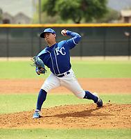Emilio Marquez - Kansas City Royals 2021 spring training (Bill Mitchell)