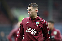 Burnley's Sam Vokes during the pre-match warm-up <br /> <br /> Photographer Rich Linley/CameraSport<br /> <br /> The Premier League - Burnley v Everton - Wednesday 26th December 2018 - Turf Moor - Burnley<br /> <br /> World Copyright © 2018 CameraSport. All rights reserved. 43 Linden Ave. Countesthorpe. Leicester. England. LE8 5PG - Tel: +44 (0) 116 277 4147 - admin@camerasport.com - www.camerasport.com