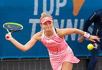 Amstelveen, Netherlands, 6 Juli, 2021, National Tennis Center, NTC, Amstelveen Womans Open, Daniela Vismane (LAT)<br /> Photo: Henk Koster/tennisimages.com