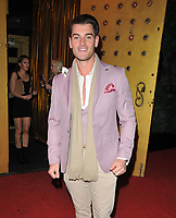Matt Lapinskas at the PINK London 2021 annual charity fundraiser, Proud Embankment, 8 Victoria Embankment, on Wednesday 06th October 2021 in London, England, UK. <br /> CAP/CAN<br /> ©CAN/Capital Pictures