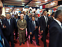 Iraq 2013 .The opening of the Book Fair in Erbil with the President Masoud Barzani     .Irak 2013 .Ouverture du salon du livre a Erbil par le président Masoud Barzani