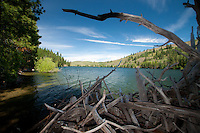 Patterson Lake, Sun Mountain Lodge, Winthrop, Washington, US