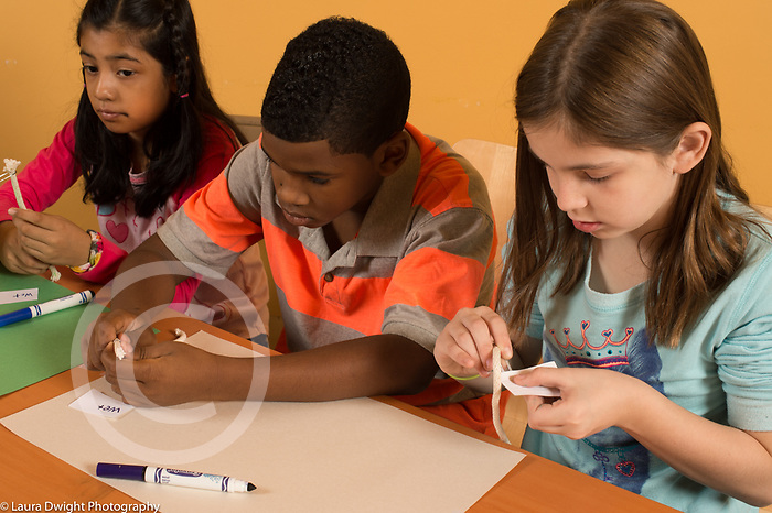 science activity 4th grade students ages 9-10