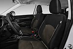 Front seat view of 2016 Mitsubishi Outlander-Sport 2.4-ES-AWC-CVT 5 Door SUV Front Seat  car photos