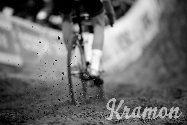 throwing up some sand<br /> <br /> GP Zonhoven 2014