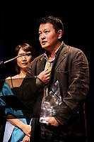 SNOW IN THW WIND get awarded at the <br /> Closing Ceremony of the <br /> 2006 World Film Festival - Festival des Films du Monde<br /> Sepember 4, 2006 in Montreal, CANADA<br /> photo : Pierre Roussel (c)  Images Distribution