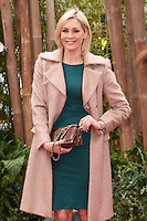 """Jenni Falconer<br /> arriving for the """"Kung Fu Panda 3"""" European premiere at the Odeon Leicester Square, London<br /> <br /> <br /> ©Ash Knotek  D3093 06/03/2016"""