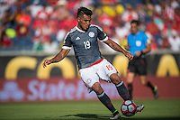 Orlando, Florida - Saturday, June 04, 2016: Paraguayan forward Dario Lezcano (19) during a Group A Copa America Centenario match between Costa Rica and Paraguay at Camping World Stadium.