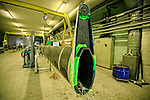 From World Class Superyachts to High Performance Racing Yachts, Lorima leads the way and innovates in today s construction of Carbon fiber masts and spars..Lorima masts are carbon fiber  One Shot  tubes, built in female tools in a 38 m long autoclave. Lorient Keroman Submarine Base, Brittany, France.