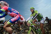 111th Paris-Roubaix 2013..Mauro Da Dalto (ITA)