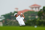 SHENZHEN, CHINA - OCTOBER 30:  Steven Lam of Hong Kong in action during the day two of Asian Amateur Championship at the Mission Hills Golf Club on October 30, 2009 in Shenzhen, Guangdong, China.  (Photo by Victor Fraile/The Power of Sport Images) *** Local Caption *** Steven Lam