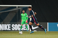 WIENER NEUSTADT, AUSTRIA - MARCH 25: Chris Richards #15 of the United States during a game between Jamaica and USMNT at Stadion Wiener Neustadt on March 25, 2021 in Wiener Neustadt, Austria.