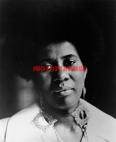 Alice Coltrane on Impulse Records.photo from promoarchive.com/ Photofeatures..