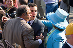 Zayat's react to winning the Miss Preakness Stakes