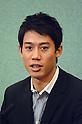 Kei Nishikori at the Japan National Press Club