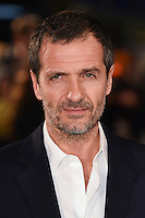 """producer, David Heyman<br /> at the premiere of """"The Light Between Oceans"""" at the Curzon Mayfair, London.<br /> <br /> <br /> ©Ash Knotek  D3184  19/10/2016"""