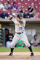 September 10, 2009: Jason Taylor of the Burlington Bees. The Bees are the Midwest League affiliate for the Kansas City Royals. Photo by: Chris Proctor/Four Seam Images