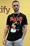 The trap singer and rapper, C. Tangana, during the Spanish Urban Music Event organized by Spotify on September 25, 2019 in Madrid, Spain.(ALTERPHOTOS/ItahisaHernandez)