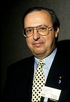 Montreal (QC) CANADA, 1993 File Photo -<br /> Michel Belanger, President Ordre des CA du Quebec