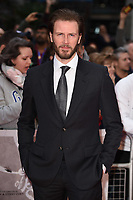 """Bill Heck<br /> arriving for the London Film Festival screening of """"The Ballad of Buster Scruggs"""" at the Cineworld Leicester Square, London<br /> <br /> ©Ash Knotek  D3438  12/10/2018"""