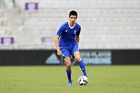 Orlando, Florida - Saturday January 13, 2018: Joao Moutinho. Match Day 1 of the 2018 adidas MLS Player Combine was held Orlando City Stadium.