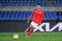 18th February 2021, Rome, Italy;  Darwin Nunez of SL Benfica during the UEFA Europa League round of 32 Leg 1 match between SL Benfica and Arsenal at Stadio Olimpico, Rome, Italy on 18 February 2021.