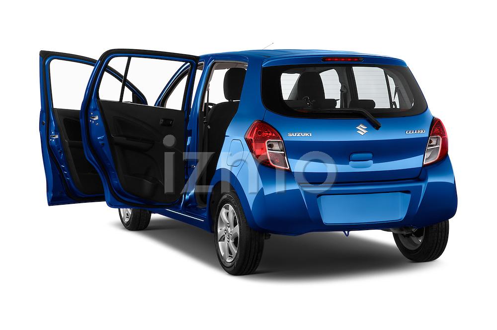 Car images of a 2015 Suzuki CELERIO Grand Luxe Xtra 5 Door Hatchback Doors