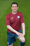 St Johnstone FC photocall Season 2016-17<br />Ewan Peacock, Chief Scout<br />Picture by Graeme Hart.<br />Copyright Perthshire Picture Agency<br />Tel: 01738 623350  Mobile: 07990 594431