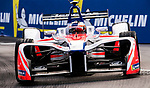 Felix Rosenqvist of Sweden from Mahindra Racing competes during the FIA Formula E Hong Kong E-Prix Round 2 at the Central Harbourfront Circuit on 03 December 2017 in Hong Kong, Hong Kong. Photo by Victor Fraile / Power Sport Images