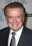 """Regis Philbin.attending the Opening Night Performance of 'Relatively Speaking""""- Three One Act Comedies by Ethan Cohen, Elaine May & Woody Allen at the Brooks Atkinson Theatre in New York City."""