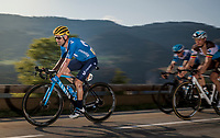 José Joaquín Rojas (ESP/Movistar)<br /> <br /> Stage 16 from La Tour-du-Pin to Villard-de-Lans (164km)<br /> <br /> 107th Tour de France 2020 (2.UWT)<br /> (the 'postponed edition' held in september)<br /> <br /> ©kramon