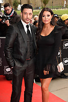 Jessica Wright<br /> arriving for TRIC Awards 2018 at the Grosvenor House Hotel, London<br /> <br /> ©Ash Knotek  D3388  13/03/2018
