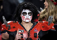 ATHENS, GA - NOVEMBER 09: Member of the Georgia Spike Squad during a game between Missouri Tigers and Georgia Bulldogs at Sanford Stadium on November 09, 2019 in Athens, Georgia.
