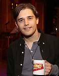 Andy Mientus attends the Feinstein's/54 Below Press Preview on October 3, 2018 at Feinstein's/54 Below in New York City.