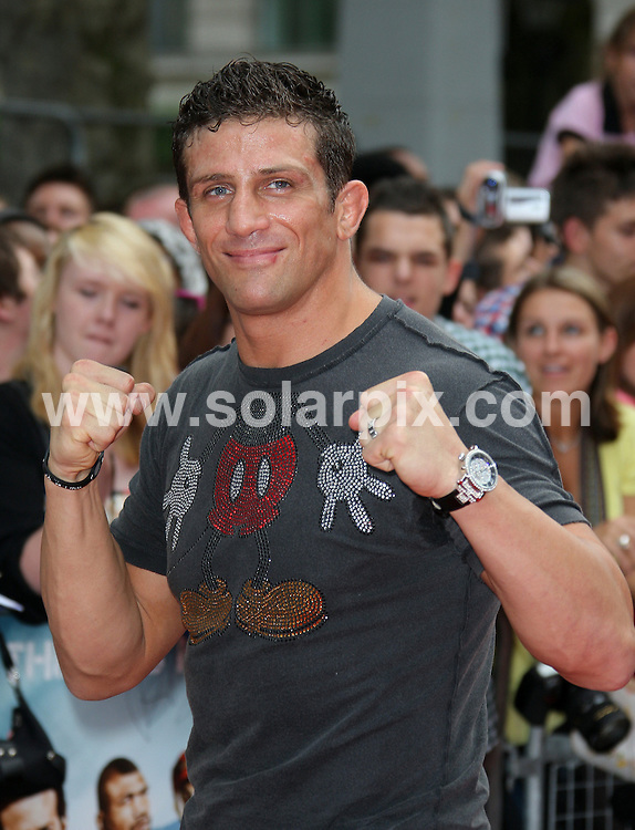 **ALL ROUND PICTURES FROM SOLARPIX.COM**.**WORLDWIDE SYNDICATION RIGHTS**.Premiere of - The A Team - held at the Empire, Leicester Square, London, UK. 27 July 2010..This pic: Alex Reid..JOB REF: 11776 SKD       DATE: 27_07_2010.**MUST CREDIT SOLARPIX.COM OR DOUBLE FEE WILL BE CHARGED**.**MUST NOTIFY SOLARPIX OF ONLINE USAGE**.**CALL US ON: +34 952 811 768 or LOW RATE FROM UK 0844 617 7637**