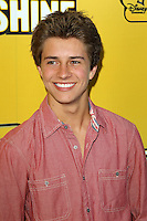 "LOS ANGELES - JUN 5:  Billy Unger arriving at the Premiere Of Disney Channel's .""Let It Shine"" at DGA Theater on June 5, 2012 in Los Angeles, CA"