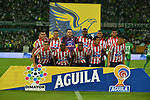 Atlético Nacional igualó 2-2 ante Junior. Fecha 3 Cuadrangulares Liga II-2019.