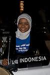 Indonesia. Bonn Climate Change talks. (©Robert vanWaarden)