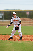 Payton Allen (14) of Bentonville, Arkansas during the Baseball Factory All-America Pre-Season Rookie Tournament, powered by Under Armour, on January 13, 2018 at Lake Myrtle Sports Complex in Auburndale, Florida.  (Michael Johnson/Four Seam Images)