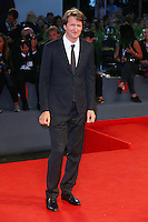 Tom Hooper attends the red carpet for the premiere of the movie 'The Danish Girl' during 72nd Venice Film Festival at Palazzo Del Cinema in Venice, Italy, September 5.<br /> UPDATE IMAGES PRESS/Stephen Richie